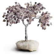Wisdom & Energy Amethyst Gemstone Tree