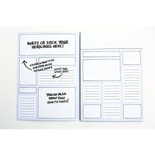 Read All About It : Write And Design Your Own Newspaper
