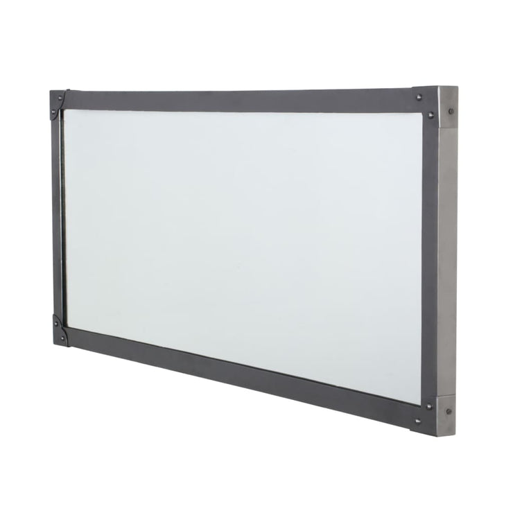 Rivet Rectangular Mirror