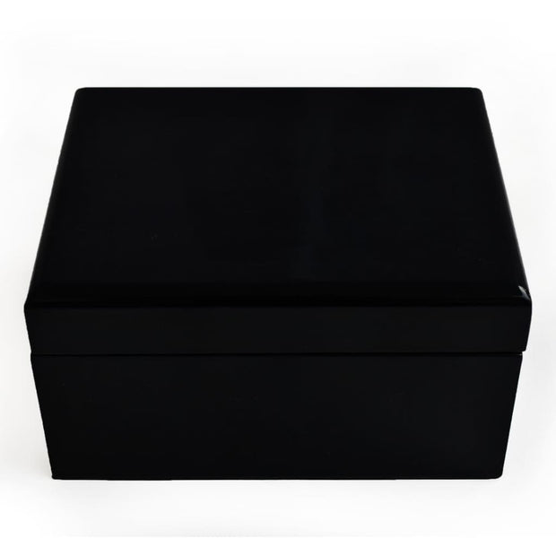 Small Dark Blue Accessories Box - ACCESSORIES BOX