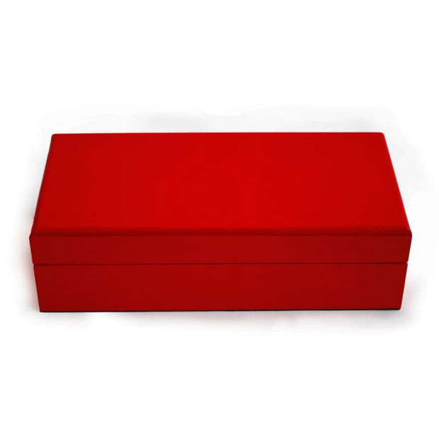 Small Red Jewellery Box - JEWELLERY BOX