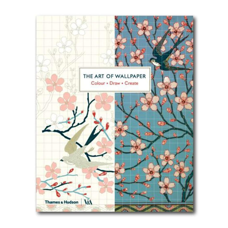 THE ART OF WALLPAPER: COLOUR DRAW CREATE