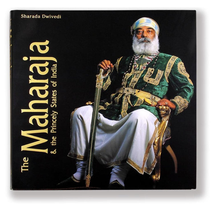 THE MAHARAJA AND THE PRINCELY STATES OF INDIA - FR