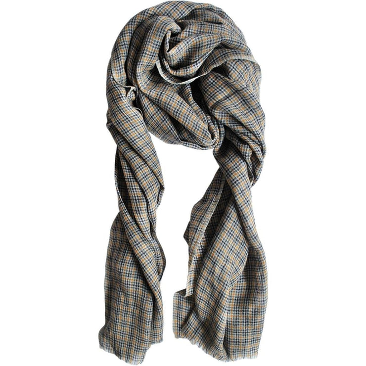 The Trad Wool Scarf