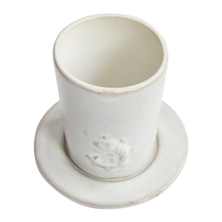 TIMMY TUMBLER & SAUCER (SET OF 2)