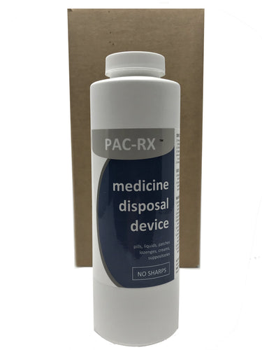 PAC-RX MailBACK - 16 Ounce
