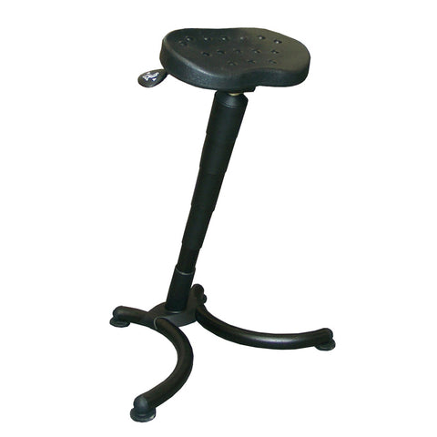 Image of RISON Sit-Stand Leaning Stool