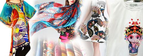 Dye Sublimation Fabric for Holiday Gifts