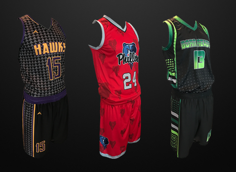 Why Ballers Prefer Sublimation Jerseys