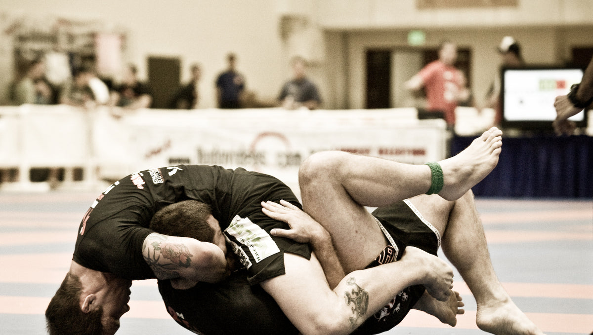 Why Spandex Is The Best for No-Gi Competition