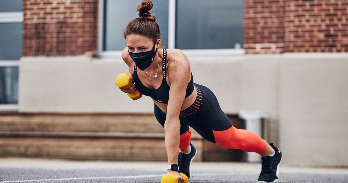 Should You Still Wear Face Mask While Working Out?