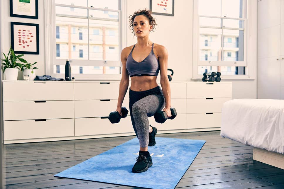 Why Sports Bras are Best for Your Home Workouts