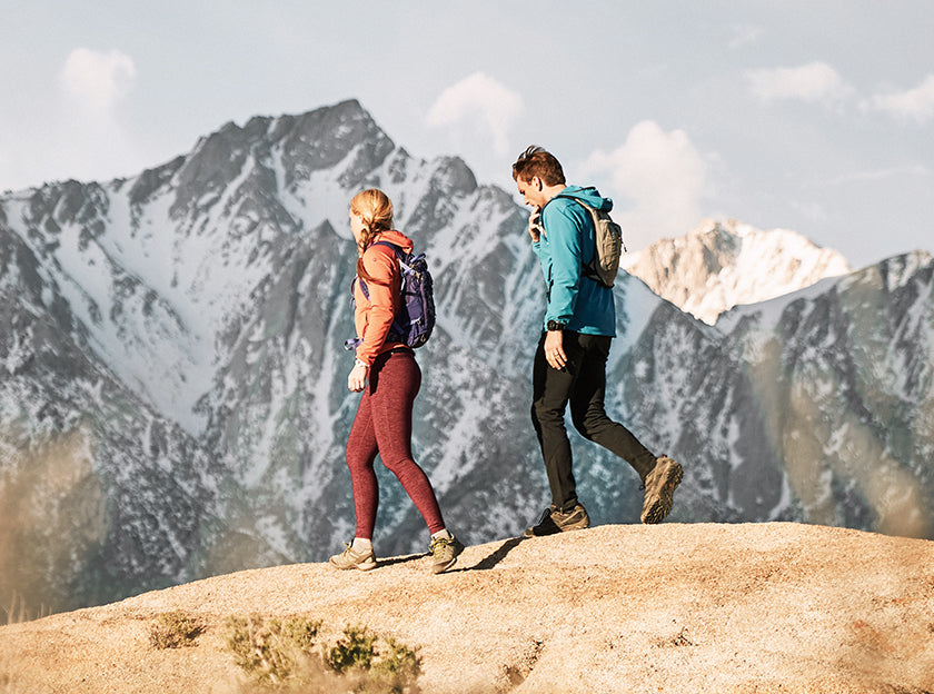 Backpacking: What to Wear Outdoor
