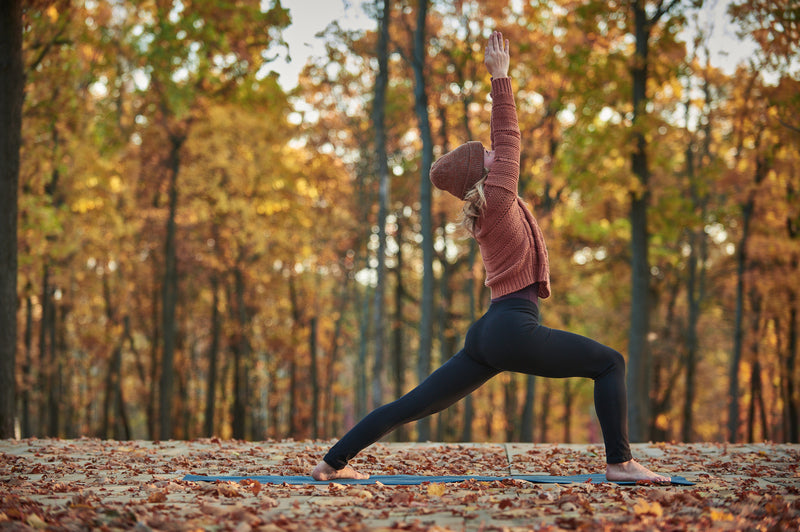 6 Reasons to Wear Yoga Pants this Fall