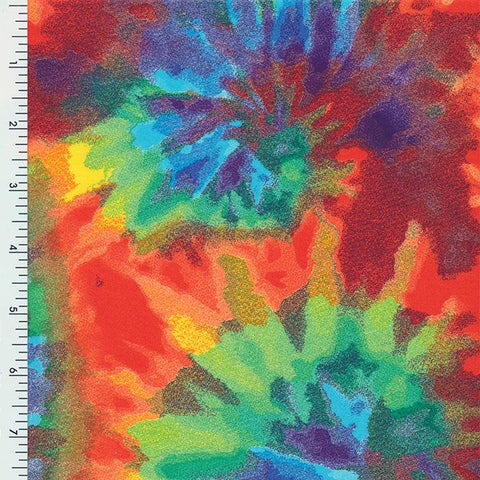 Poly-Spandex Perfotek circular knit Jersey Wet print Stock program