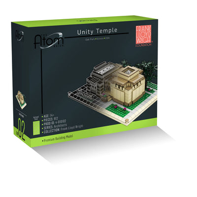 Unity Temple (5 pack)