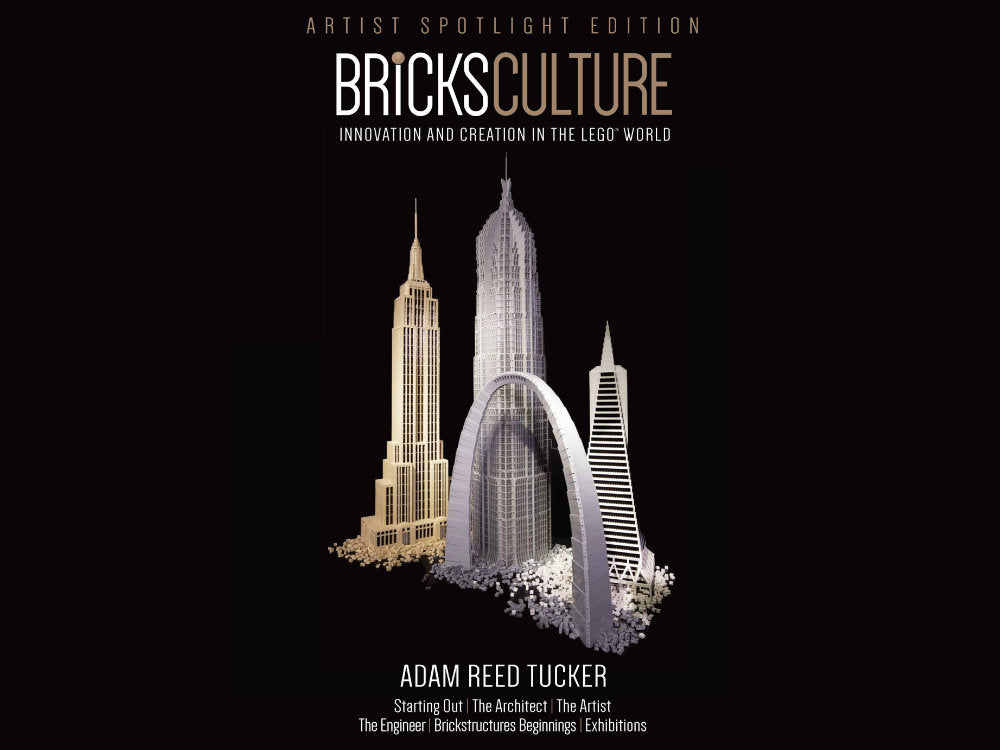 Bricks Culture Artist Spotlight Adam Reed Tucker