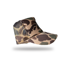 "Load image into Gallery viewer, Revive Minds ""STATEMENT HAT"" (SUMMER CAMO)"