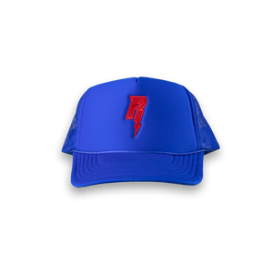 "Revive Minds ""STATEMENT HAT"" (BLUE/RED)"