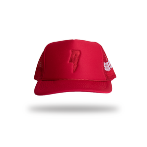 "Revive Minds ""STATEMENT HAT"" (RED/RED)"