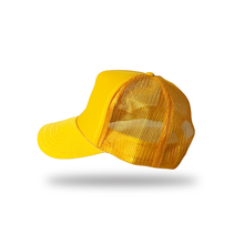 "Load image into Gallery viewer, Revive Minds ""STATEMENT HAT"" (GOLD)"