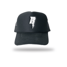 "Load image into Gallery viewer, Revive Minds ""STATEMENT HAT"" (BLK)"