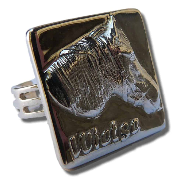 ring keepsake jewelry horse
