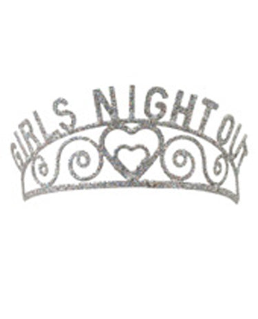 Girl's Night Out Tiara