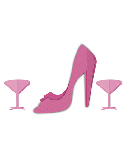 Martini and Heels Centerpiece
