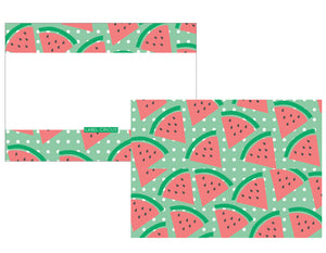 Watermelon Envelo-card (6 units )