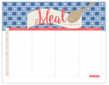 Meal Weekly Planner (4 units)