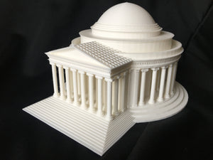 HO Scale Miniature JEFFERSON MEMORIAL Washington DC Capitol Collection #3 from Gold Rush Bay