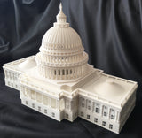 HO Scale Capitol Hill Building and Dome Washington DC Capitol Collection #1