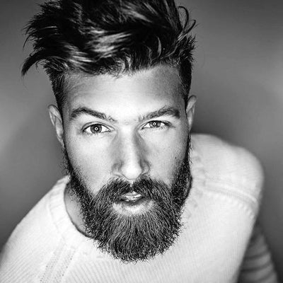 Four Easy Steps to Growing a Beard