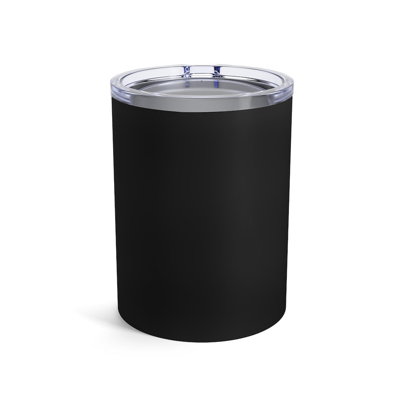 Vino Vibes -  Wine Tumbler in black