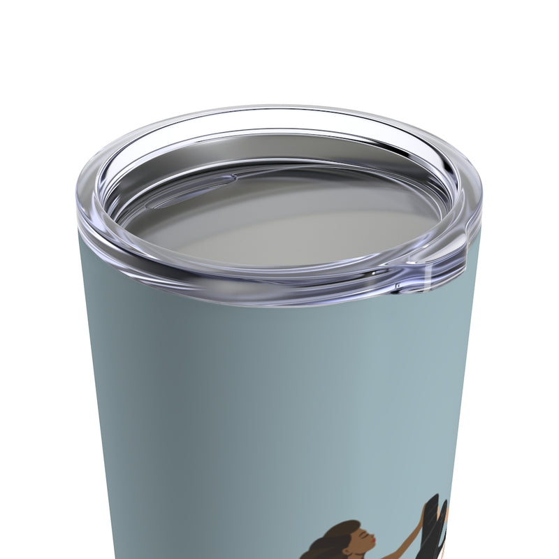 Submarine Mermaid Sisterhood Inisigina - Tall Tumbler