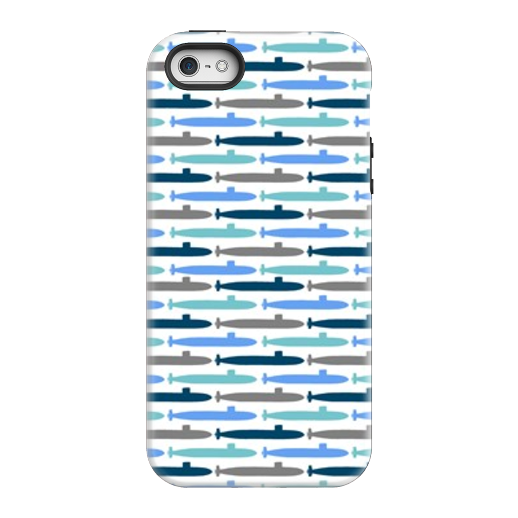 Submarine Blues - Phone Case