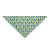 Pineapple and Anchors Dog Bandana