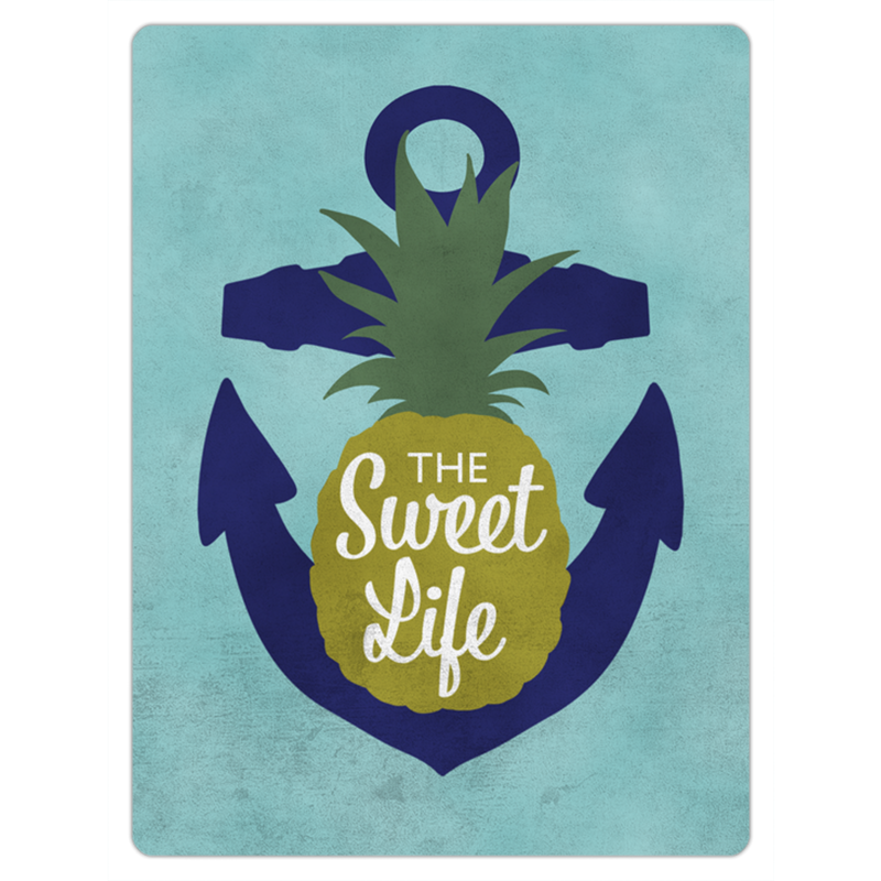 The Sweet Life Magnet