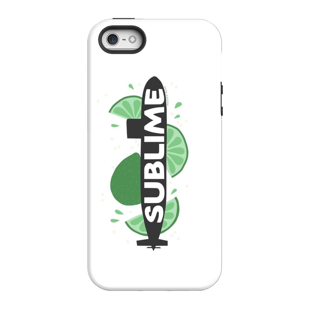 Sublime Phone Case