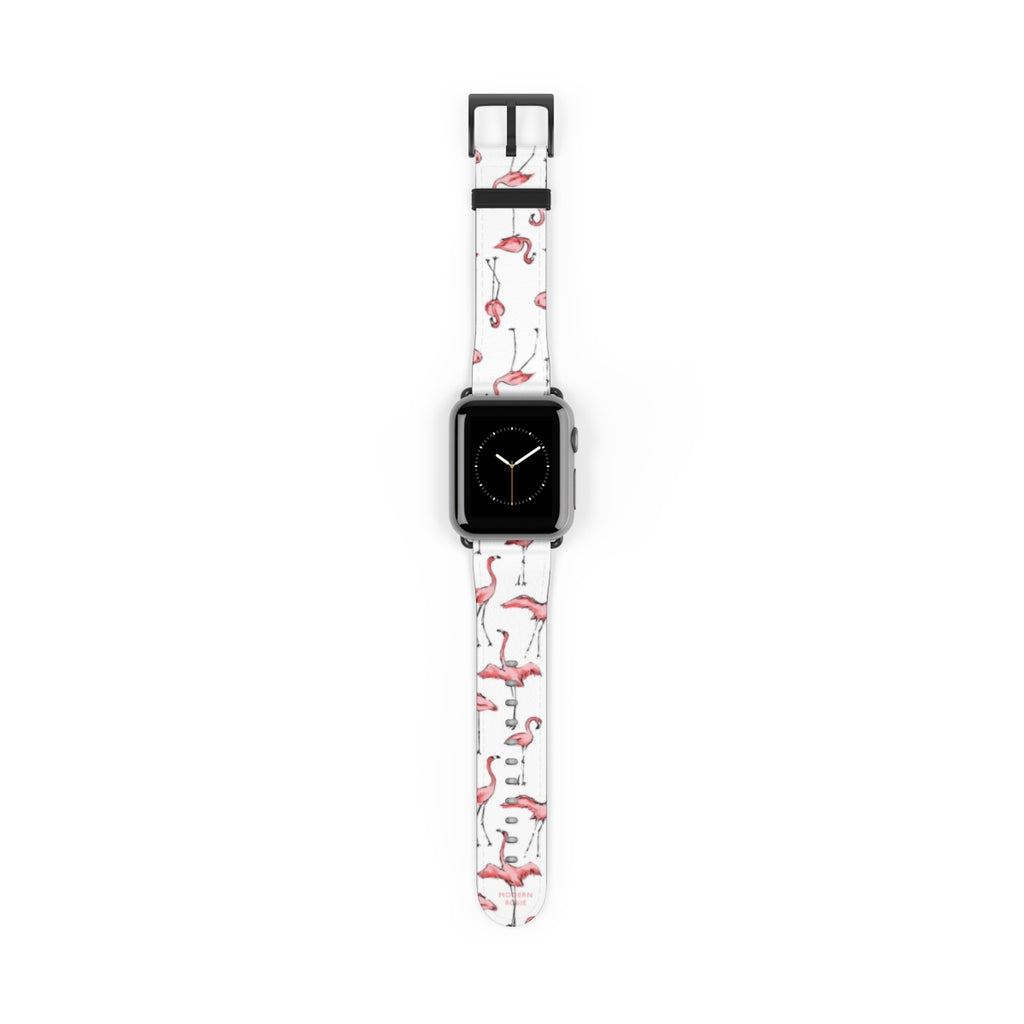 Flamingos Watch Band