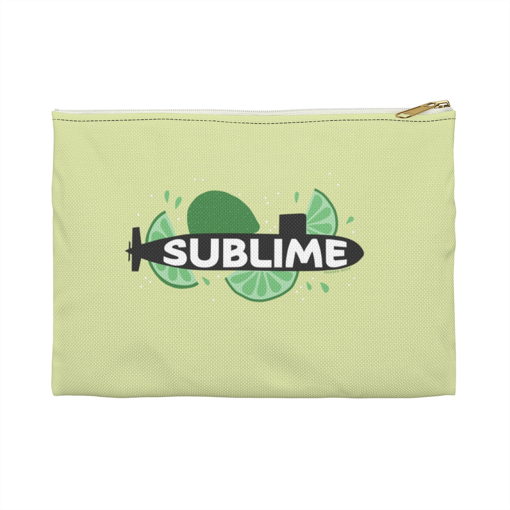 Sublime Pencil Pouch