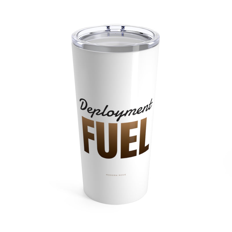 Deployment Fuel Beverage Tumbler
