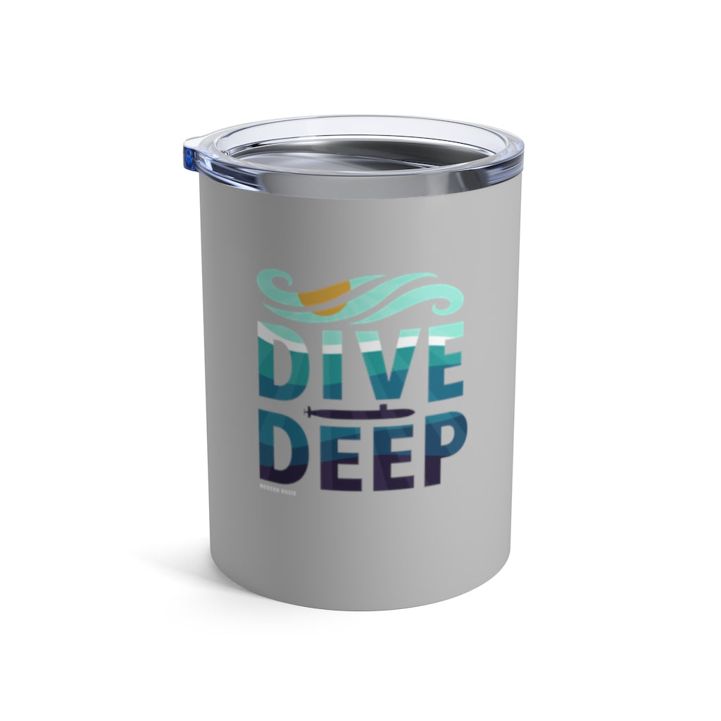Dive Deep Wine Tumbler