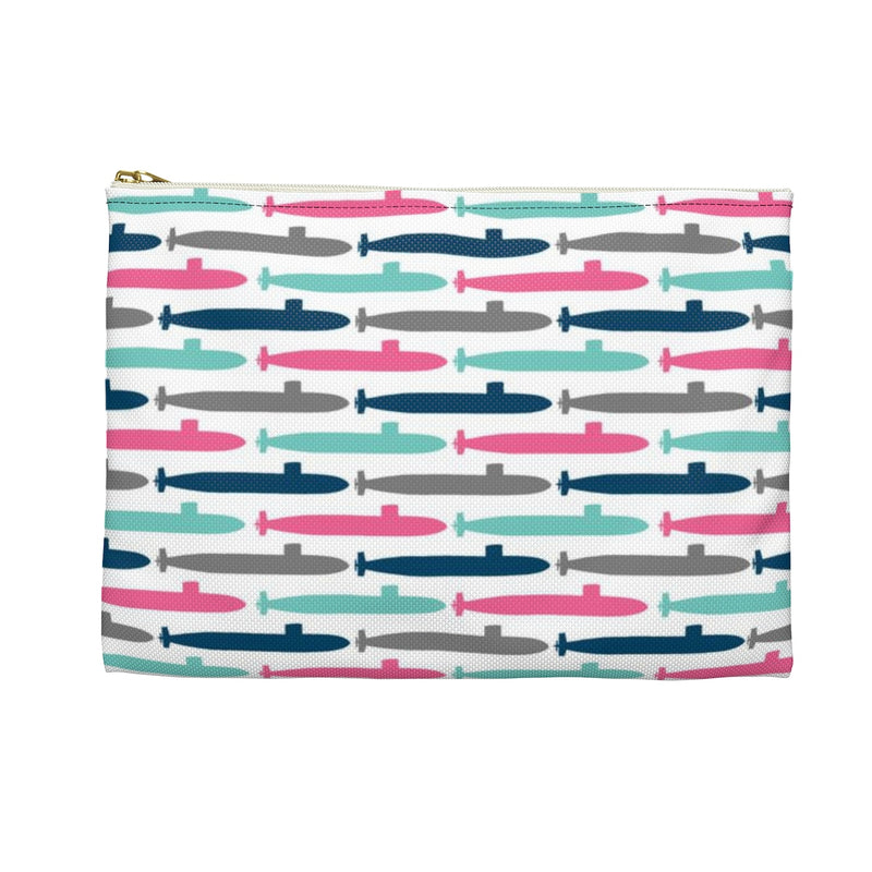 Colorful Subs Pencil Pouch