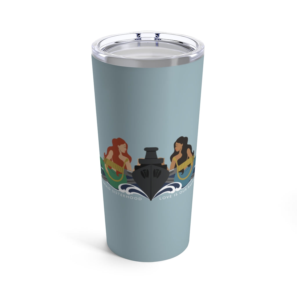 Surface Mermaid Sisterhood Inisigina - Tall Tumbler