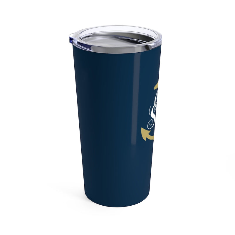 Oh Ship - Tall Tumbler