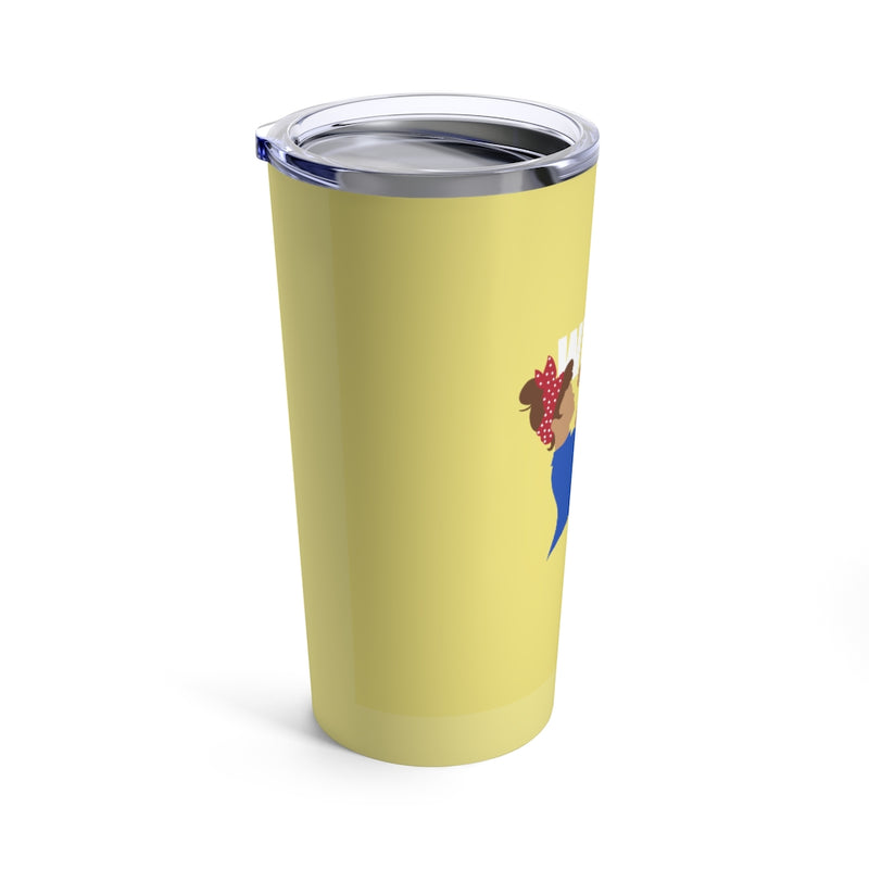 We Can Do It - Rosie the Riveter Tall Tumbler