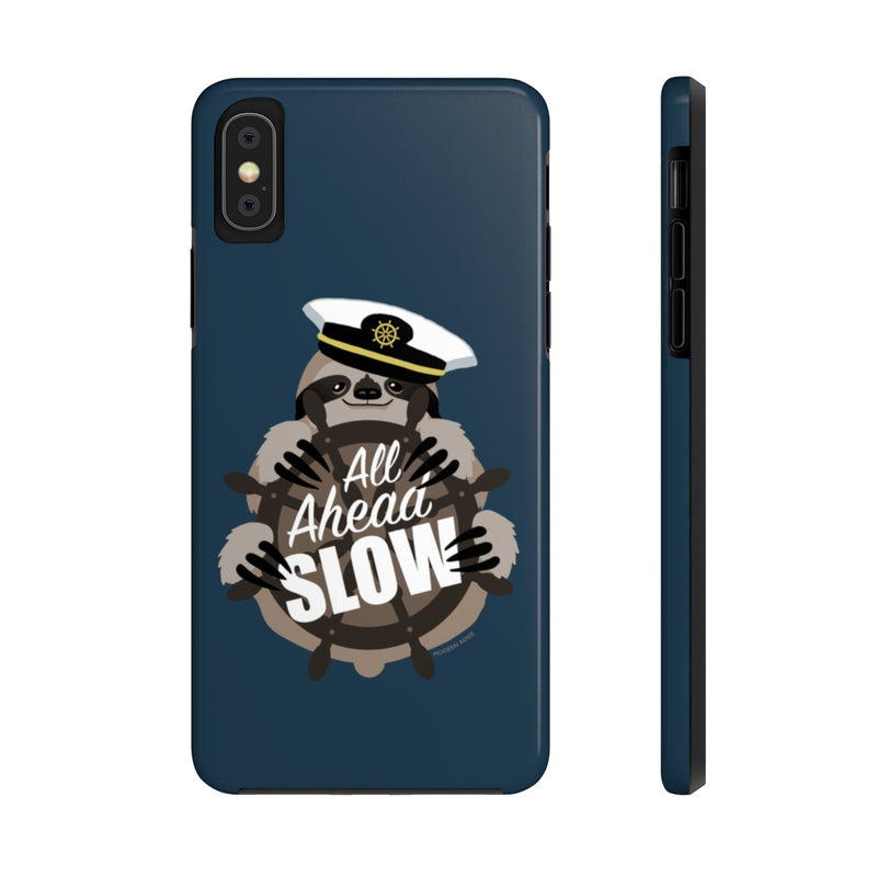 All Ahead Slow Sloth Phone Case