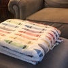 Crayons and Submarines Super Soft Fleece Blanket